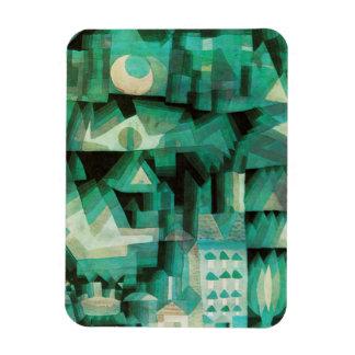 Imán ideal de la ciudad de Paul Klee
