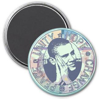 imán ideal maravilloso de obama