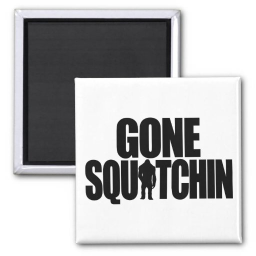 Imán ido de Squatchin
