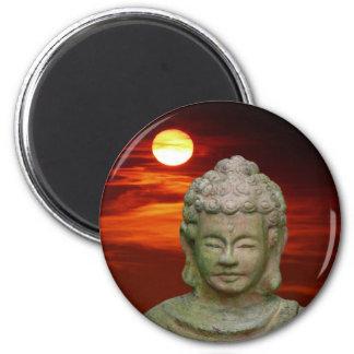 Imán imán de nevera Buda