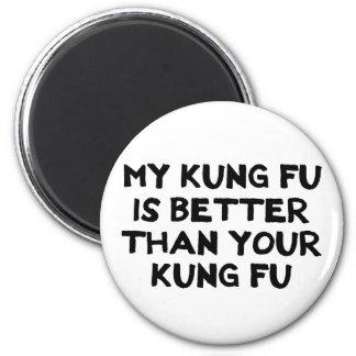 Imán impresionante de Kung Fu