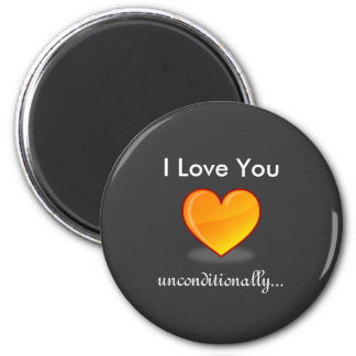 Imán incondicional del amor