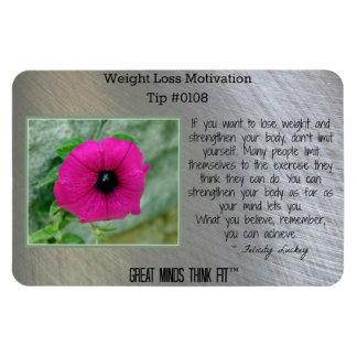 Imán inspirado #0108 de la pérdida de peso
