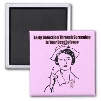 Imán - investigación de cáncer de pecho