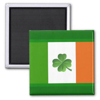 Imán irlandés de la bandera