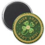 Imán irlandés de la suerte