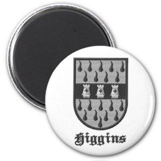 Imán irlandés del clan de Higgins
