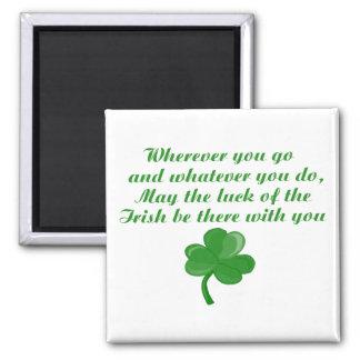 Imán irlandés del poema