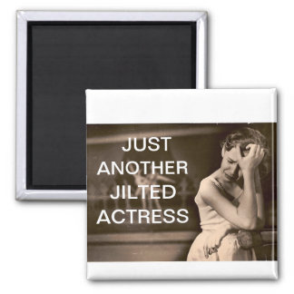 Imán Jilted de la actriz