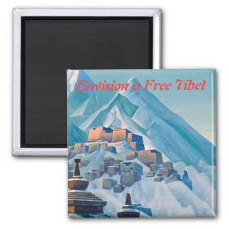 Imán libre de Tíbet
