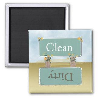 Imán limpio sucio del lavaplatos por Heard_