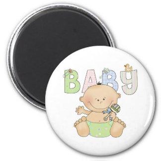 Imán lindo del bebé
