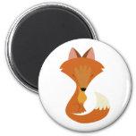 Imán lindo del Fox
