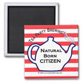 Imán llevado natural del ciudadano TP0110
