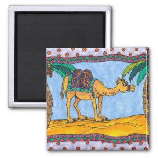 Imán loco del camello