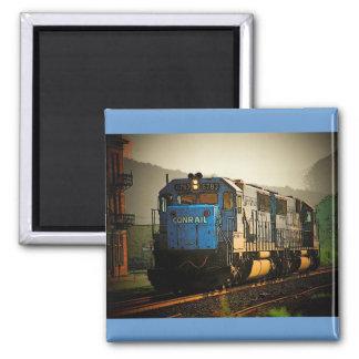 Imán locomotor de Conrail - modificado para requis