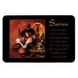Imán mágico de la bruja de Samhain