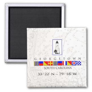 Imán marino de la bandera de señal del SC de