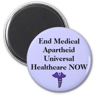 Imán médico del apartheid del final