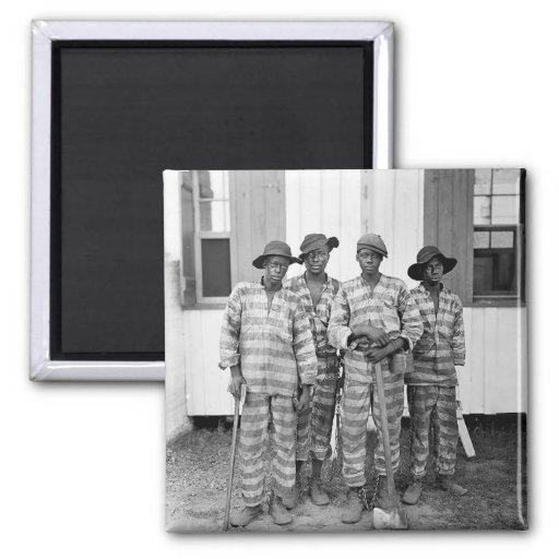 Imán meridional de la cuadrilla de presos 1900