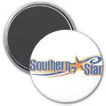 Imán meridional de la estrella