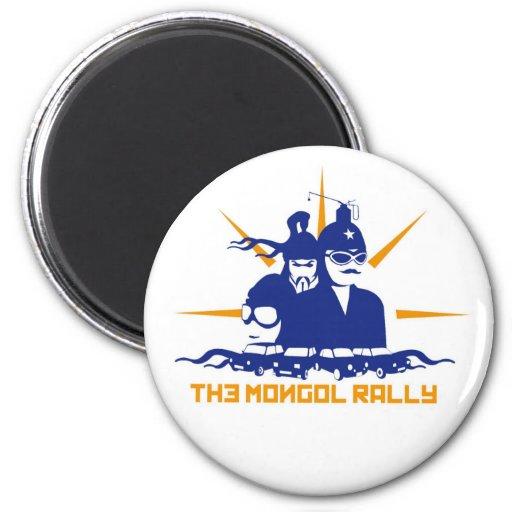 Imán mongol de la reunión
