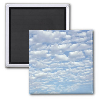 Imán mullido de las nubes