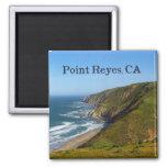 Imán nacional de California de la costa de Reyes d