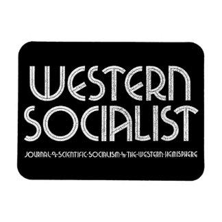 Imán negro socialista occidental