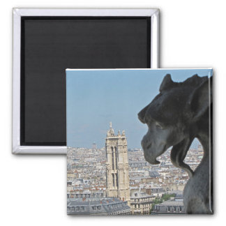 Imán: Notre-Dame de Paris - Gargoyle