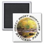 Imán o práctico de costa de Great Smoky Mountains