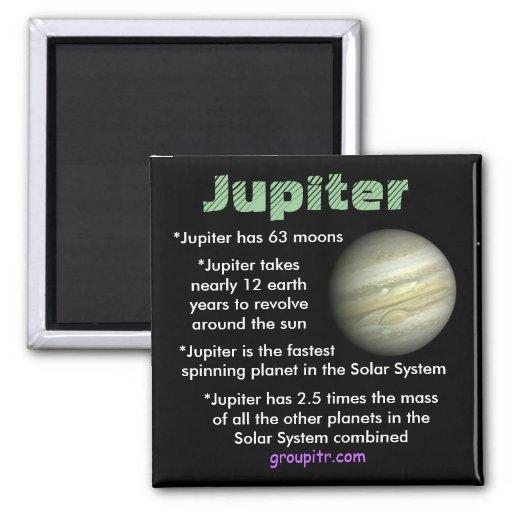 Imán original de Groupitr Júpiter