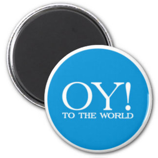 ¡Imán - Oy! al mundo