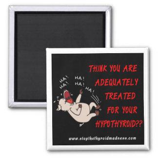 IMÁN - pare la locura de la tiroides