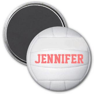 Imán personalizado del voleibol