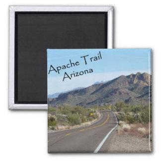 Imán Phoenix de la foto de Arizona del rastro de A