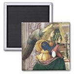 Imán Pinturicchio del cuadrado del ángel del renac