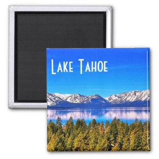 Imán precioso del lago Tahoe