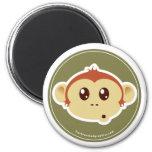 imán principal del mono