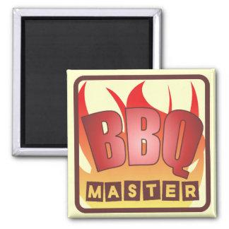 Imán principal del refrigerador del Bbq