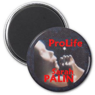 Imán ProLife de McCain Palin
