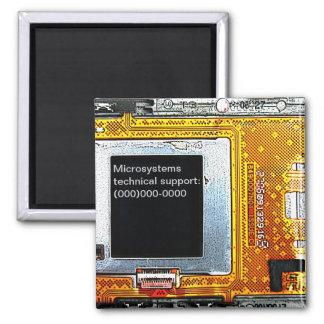 imán promocional del circuitboard