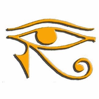 Imán protector del ojo imán fotoescultura