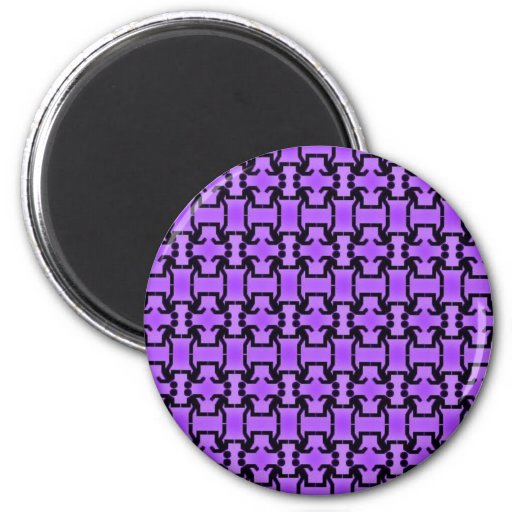 Imán púrpura de la danza