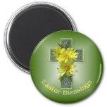 Imán radiante de las bendiciones de Pascua de las