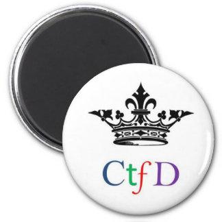 Imán redondo de CTFD