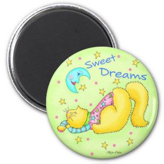 Imán redondo de los sueños dulces