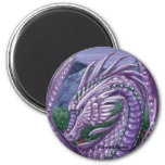 Imán redondo del dragón del Alexandrite