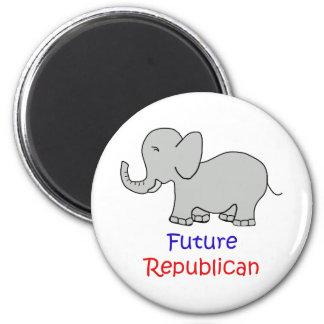 Imán republicano futuro