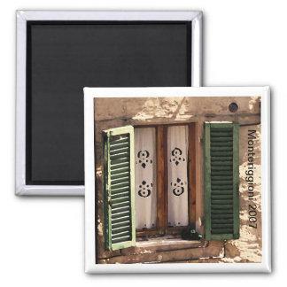 Imán - residencia de Monteriggioni